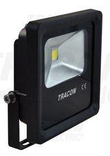 Fényvető SMD fényforrással, lapos kivitel 10W, 4500K, IP