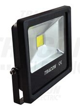 Fényvető SMD fényforrással, lapos kivitel 50W, 4500K, IP