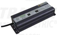 LED meghajtó, állandó feszültségű 100-240 VAC/12VDC; 8