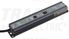 LED meghajtó, állandó feszültségű 100-240 VAC/12VDC; 5