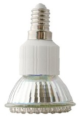 LED spot fényforrás 230V, 50Hz, E14, 2,7W, 6300K, 200lm, 6