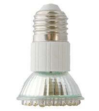 LED spot fényforrás 230V, 50Hz, E27, 2,7W, 3000K, 180lm, 6