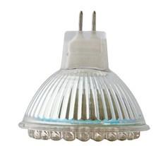 LED spot fényforrás 12 V AC/DC, MR16, 2,7W, 6300K, 200lm,