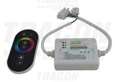 LED RGB vezérlő; rádiófrekvenciás