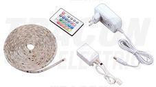 LED szalag szet, kültéri SMD5050; 60 LED/m; 14,4 W/m; W=10